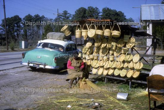 Basket Weaving North Carolina : South carolina basket weavers people americana