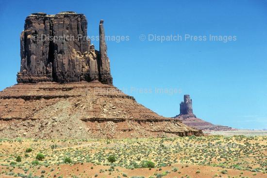 Sacred Monoliths