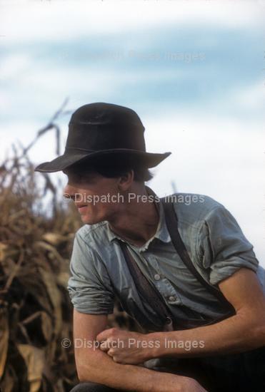 Amish Young Man