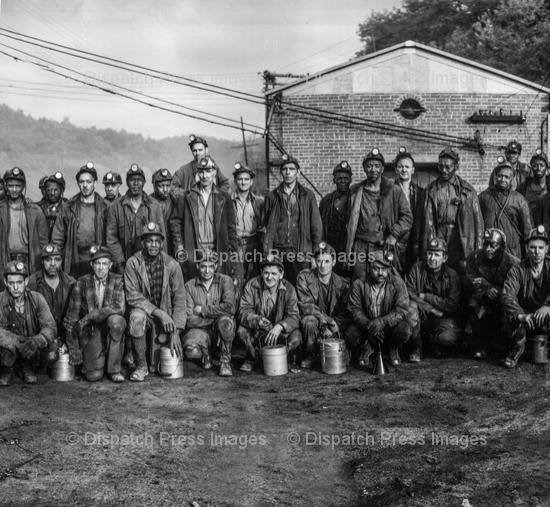 Coal Miners (2) - Day Force