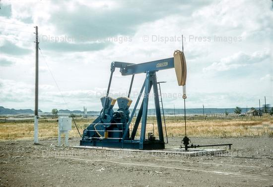 Oil Well Pump Jack