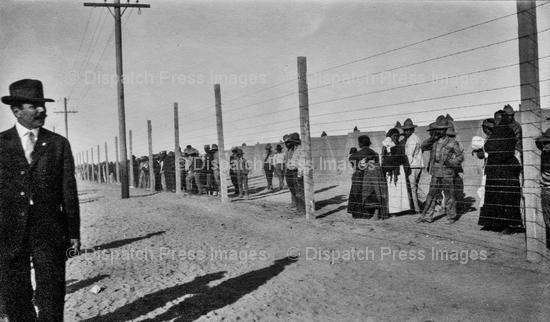 U. S. - Mexican Border