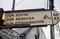 Irish Street Sign