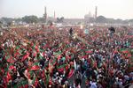 Public Meeting for Imran Khan