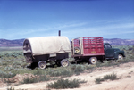 Stake Truck and Chuck Wagon