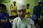 School of Rohingya